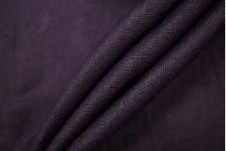 Лен темный баклажановый PRT-X4 28022013