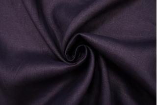 Лен темный баклажановый PRT-W1 28022013