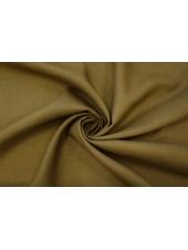 ОТРЕЗ 0,45 М Лен костюмный оливковый хаки PRT-E6 28022014-2