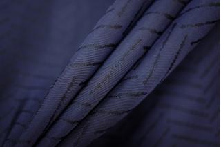Плательная вискоза темно-фиолетовая PRT-H6 28022032
