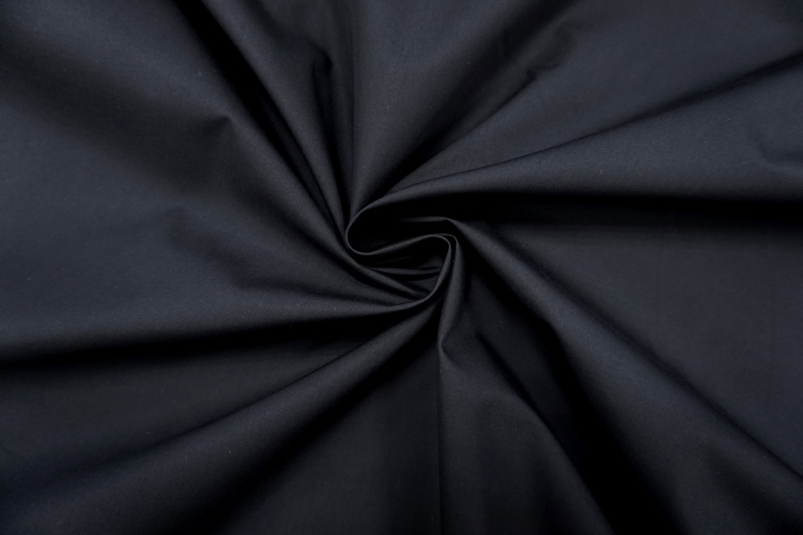Хлопок водоотталкивающий черный PRT.H-i2 10062048