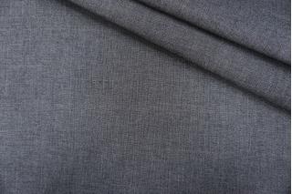 Хлопок продублированный водоотталкивающий черно-белый PRT-Z4 10062053