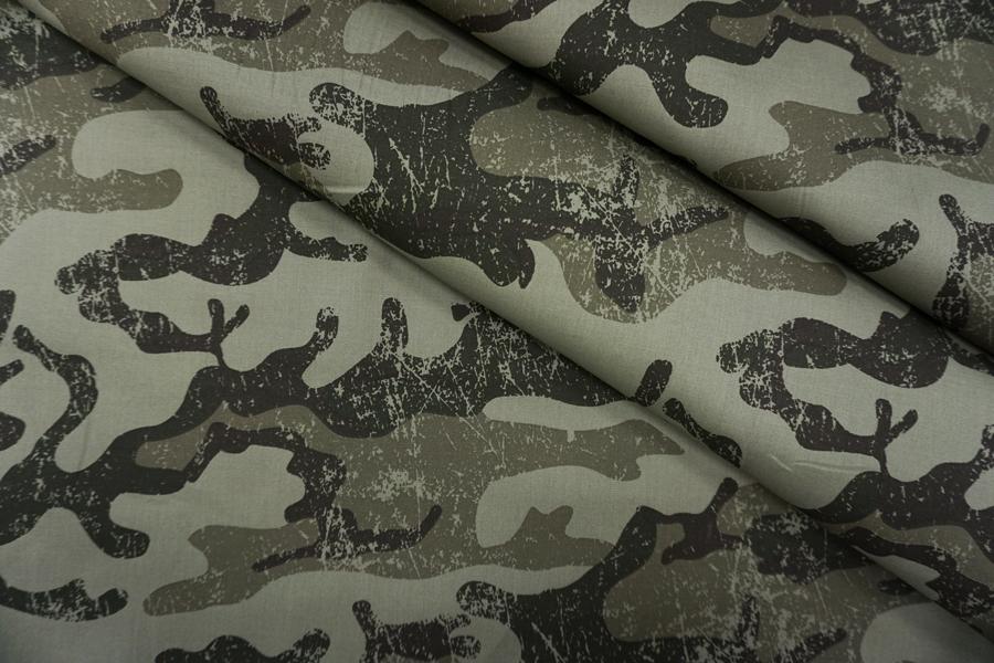Поплин рубашечный камуфляж PRT-G6 10062054