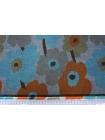 Джинса с цветочным принтом PRT-W6 11062003