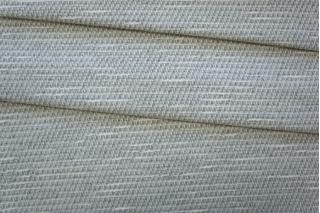 Твид хлопковый светло-серый в стиле шанель PRT-X5 11062049