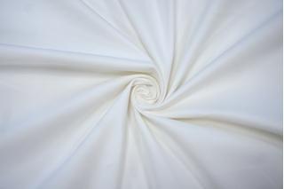 Костюмный хлопок-стрейч под велюр бело-молочный NST.H-C20 22062001