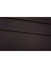 """Костюмный хлопок-стрейч """"под велюр темно-коричневый NST-G4 22062025"""