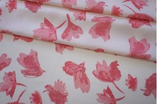 Штапель цветы розовые NST-Z6 22062064