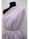 Поплин рубашечный в полоску бело-сиреневый PRT-E4 07032002