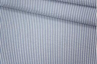 Хлопок рубашечный сирсакер в полоску PRT-E4 07032004