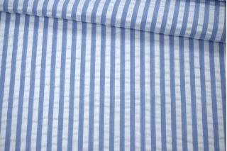 Хлопок рубашечный сирсакер в полоску PRT-E4 07032008