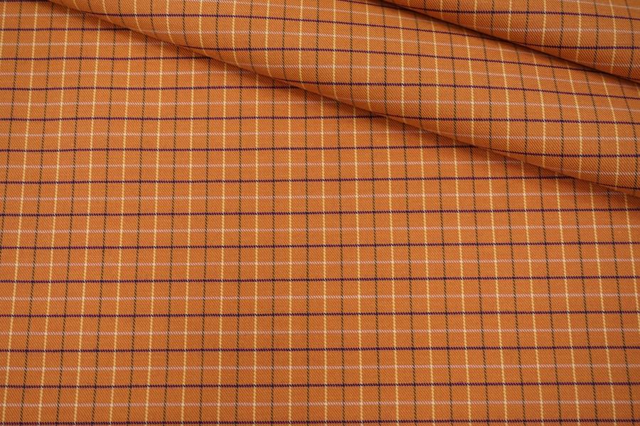 Рубашечный хлопок в клетку PRT-G4 07032026