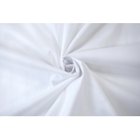 ОТРЕЗ 0,7 М Хлопок-стрейч рубашечный белый PRT-F4 07032046-1