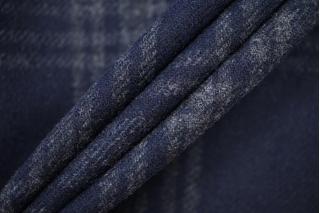 Костюмно-пальтовая шерсть в клетку PRT-G7 08042001