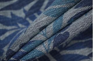 Джинса синяя с принтом PRT-G6 16032030