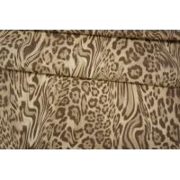 ОТРЕЗ 1 М Плательный хлопок леопард PRT-(56)- 16032036-1