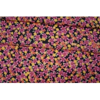 ОТРЕЗ 1,6 М Поплин рубашечный цветочный PRT-(46)- 17032023-1