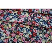 Плательный хлопок цветочный PRT 17032028