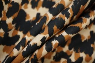 Плательная вискоза леопард PRT 18032006