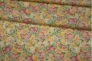 Хлопок органический цветы PRT 19032040