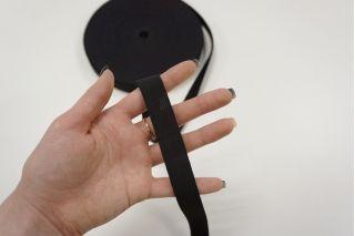 Резинка черная 2 см WT 06032085