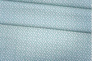 Поплин рубашечный в кружочек PRT-F5 05052018
