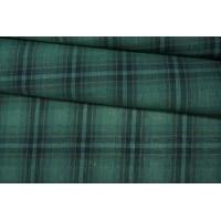 Хлопок рубашечный со льном зеленый PRT-E6 06052006