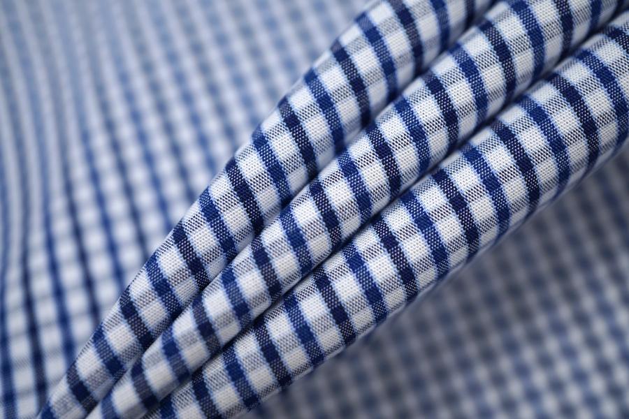 Поплин рубашечный в клетку PRT-B50 06052011