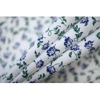 Поплин рубашечный в мелкий цветок PRT-F5 08052008