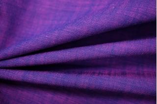 Поплин рубашечный фиолетовый PRT-F4 22052018