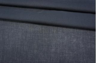 Дублерин хлопковый темно-синий 01032005