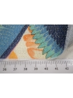 Вискоза плательная с люрексом попугаи PRT-H5 20012027