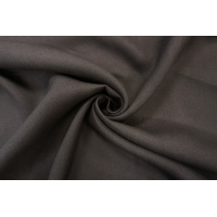 ОТРЕЗ 1,5 М Костюмный лен темный серо-коричневый PRT-Е6 21012006-2