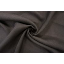 ОТРЕЗ 2,8 М Костюмный лен темный серо-коричневый PRT-Е6 21012006-3