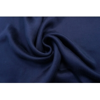 Вискоза темно-синяя костюмно-плательная PRT-I6 27022001
