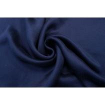 Вискоза темно-синяя костюмно-плательная PRT-J30 27022001