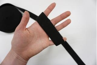 Резинка черная 3 см 24012010