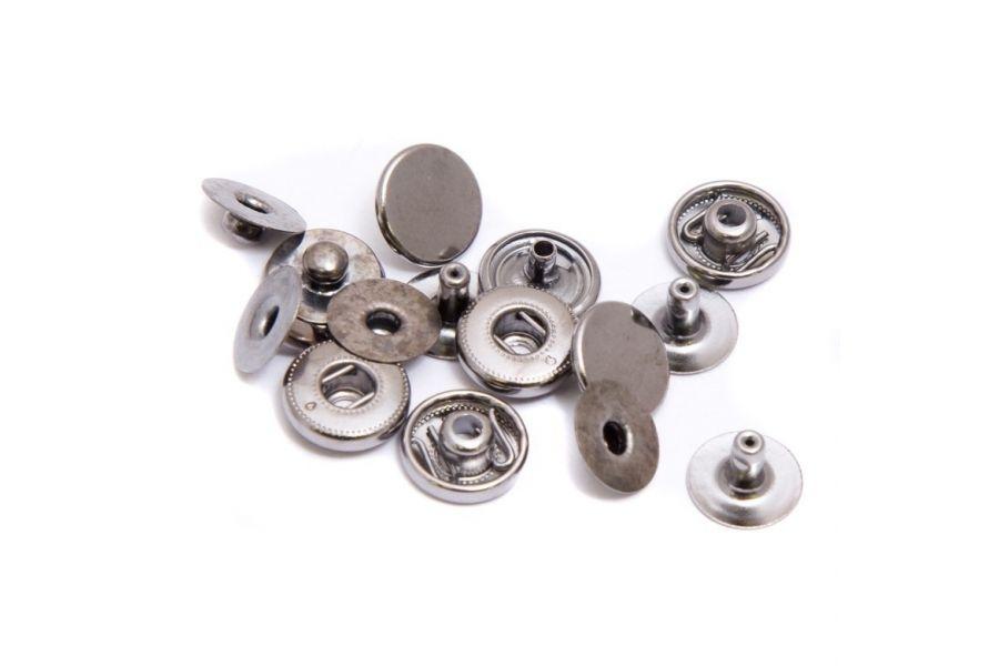 Кнопка NEW STAR черный никель 10 мм 341716