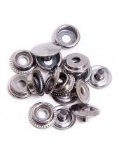 Кнопка Veritas черный никель 15 мм Veritas 603456