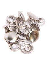 Кнопка Veritas никель 15 мм 603454