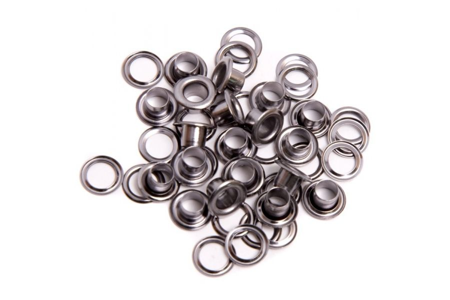 Люверсы Veritas черный никель 5 мм 603479