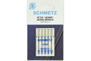 Швейные иглы для джинсы SK SCHMETZ 130/705 H-J №90-110 22:30.FB2.VWS