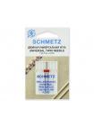 Швейные иглы универсальные двойные SK SCHMETZ 130/705 H №80/4.0 70:40.2.SCS