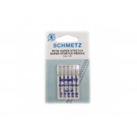 Швейные иглы супер-стретч SCHMETZ SK 130/705 HAx1SP №75-90 22:82.FB1.VTS