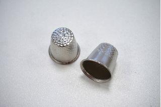Наперстки серебристые SK 29042014