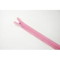 Молния розовая потайная 60 см MN 03032125