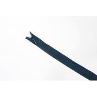 Молния серо-синяя потайная 60 см YKK 03032141