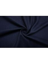ОТРЕЗ 2,25 М Костюмная шерсть темно-синяя SR-(21)-11012175-1