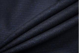 Костюмная шерсть темно-синяя SR-D6 11012176