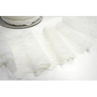 Кружево бело-молочное KR 11022168
